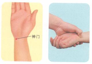 腕关节扭伤按摩